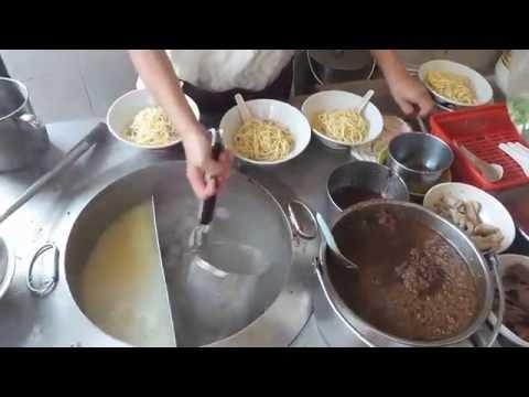 Beef Noodles in Kuala Lumpur, Malaysia