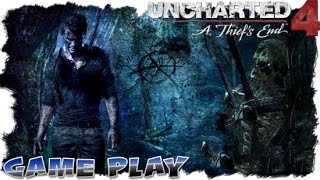 Uncharted 4: A Thief's End - Hector Alcazar - Gameplay III