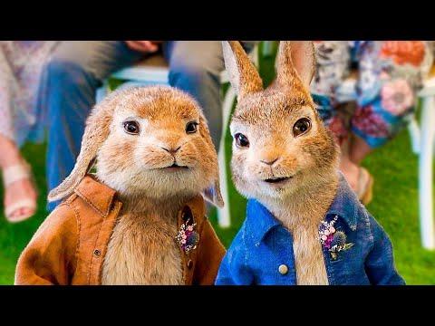 Кролик Питер 2  Русский трейлер #2 (2020)
