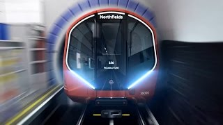 The New Tube will be introduced first on the Piccadilly line, follo...