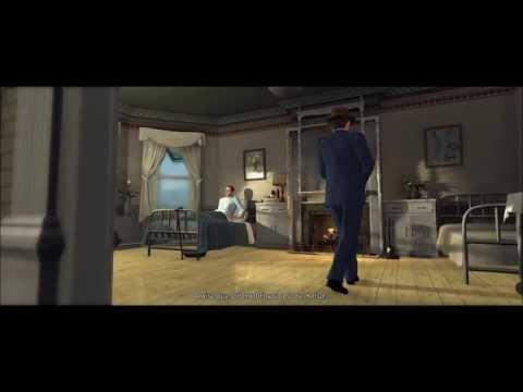 L.A. Noire - Arson Desk - A Polite Invitation