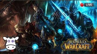 🔴 LIVE Gravada   World of Warcraft - Caminhada Temporal   #142 [PT-BR]