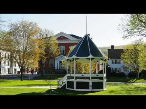 A Tour Of Downtown New Milford Ct Youtube