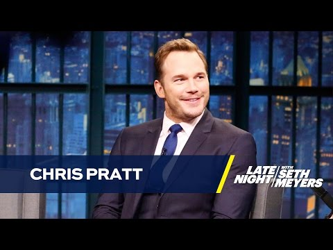 Chris Pratt Wore Tim McGraw's Cologne When They Met