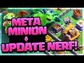 BIG UPDATE CHANGES! + 'META Minions' - Strongest BH5 Attack? Clash of Clans Builder Hall Update!