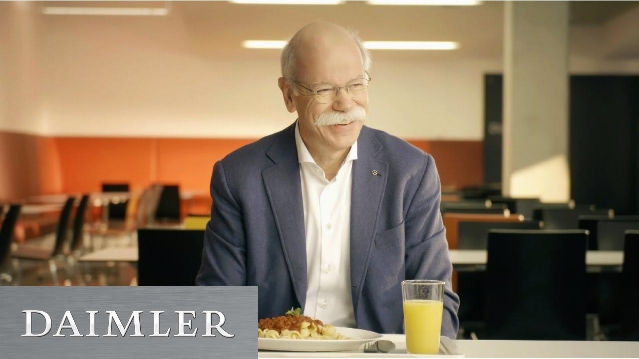 Daimler Jahresrückblick 2016 - YouTube