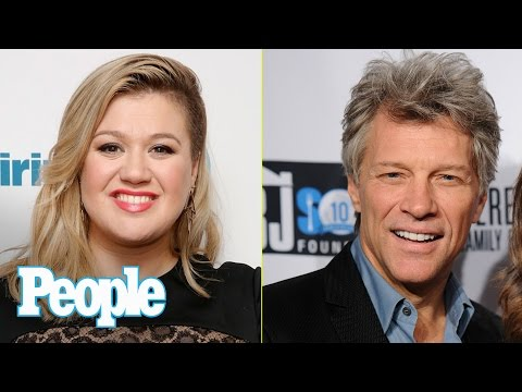 Kelly Clarkson Opens Up About Being A Stepmom, Jon Bon Jovi On Richie Sambora | People NOW | People