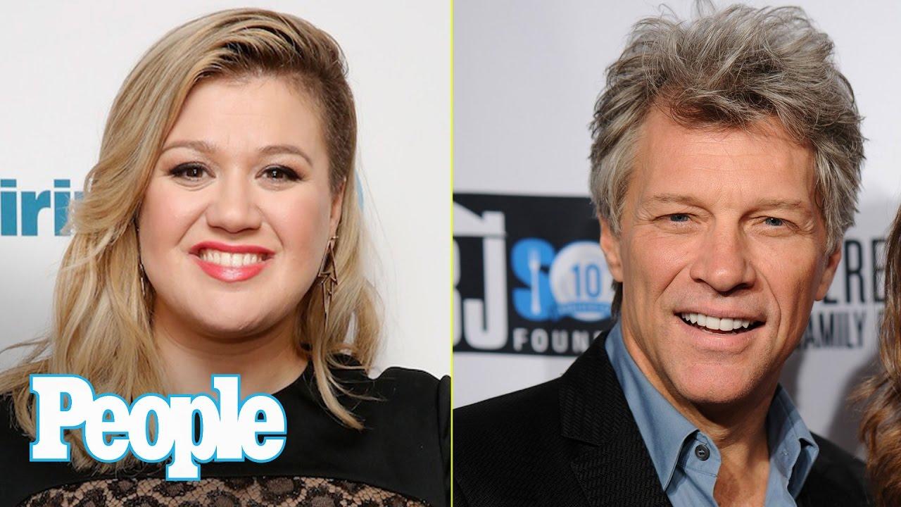 Kelly Clarkson Opens Up About Being A Stepmom, Jon Bon Jovi On Richie  Sambora | People NOW | People