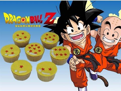dragon-ball-z-cupcakes-|-dbz-|-cake-design