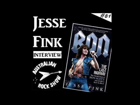 ARS81: Jesse Fink Interview - Bon Scott : The Last Highway Author AC/DC