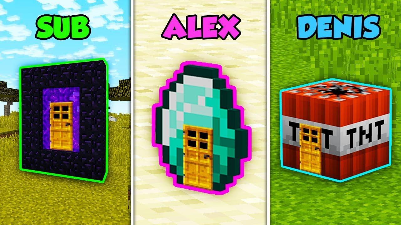 sub-vs-alex-vs-denis-house-inside-blocks-in-minecraft-the-pals