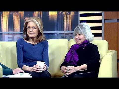 Gloria Steinem and Robin Morgan: We Need More Women in Media Ownership