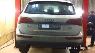 Katalizatorlar Audi.Ta'mirlash va almashtirish katalizatorlar hamda Audi Q5.