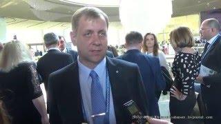 Олег Зубков на ЯМЭФ 2016