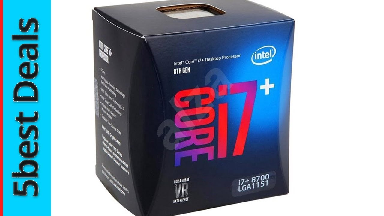 Best Intel Cpu For Gaming 2020 5 Best Cpu For Gaming Reviews 2020   YouTube