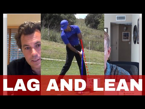 Tour Pro's Invention Creates LAG and Shaft LEAN, BE BETTER GOLF 🏌️