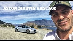 Aston Martin Vantage - how much to buy second hand & maintain
