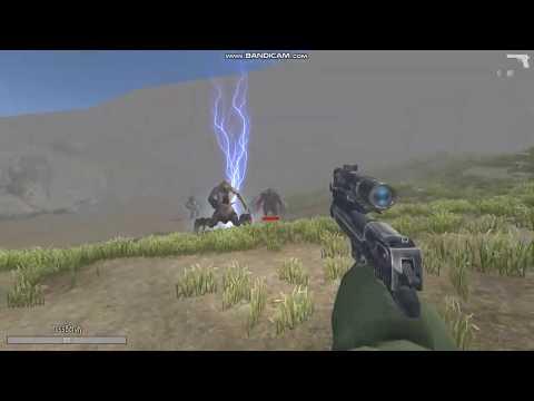 Fighting the Mini Bosses (Slendytubbies 3)