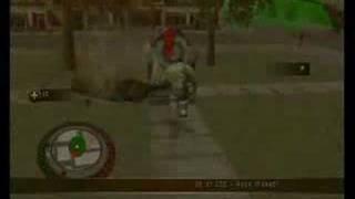 The Incredible Hulk Movie Game Walkthrough Part 16 (Wii)