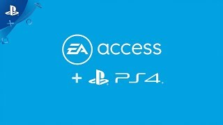 EA Access on PlayStation 4 – Official Reveal Trailer | PS4