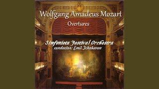 Der Schauspieldirektor, KV.486: Overture