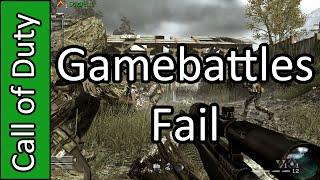 Gamebattles Fail #5 - Self Destruction