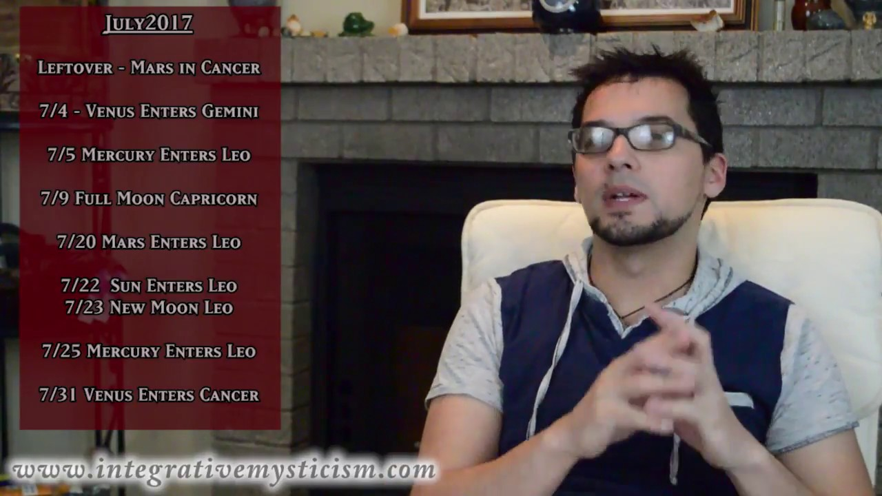 Cancer july 2017 monthly astrology horoscope youtube cancer july 2017 monthly astrology horoscope nvjuhfo Images
