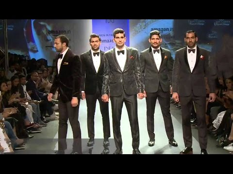 Men in Fashion   Full Show   India Fashion Week   Fall/Winter 2016/2017