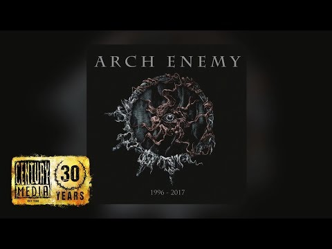 ARCH ENEMY - 1996-2017 (Unboxing)