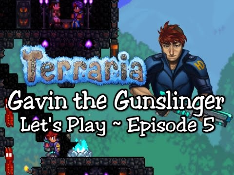 Terraria Gunslinger Playthrough, Part 5: Phoenix Take Flight! (1.3 let's play prep)