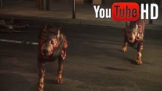 RESIDENT EVIL : VENDETTA (CERBERUS SCENE) 720p HD