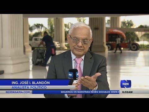 Análisis internacional del Ing. José I. Blandón Castillo | 09-04-2019