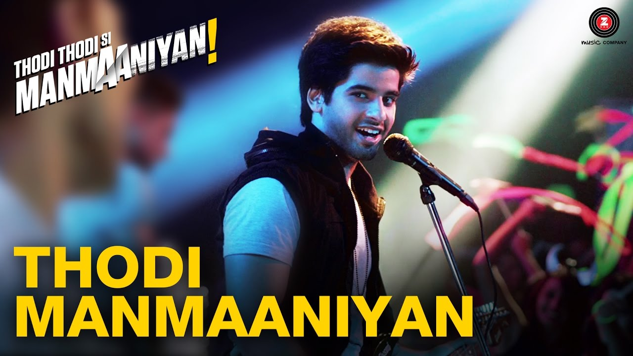 Download Thodi Manmaaniyan | Thodi Thodi Si Manmaaniyan | Arsh Sehrawat & Shrenu Parikh | Nikhil D'Souza