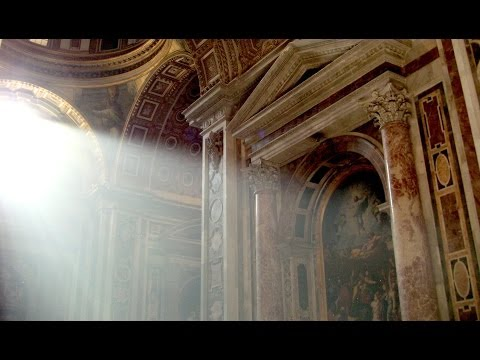 Angels and Demons Tour: AIR - St Peter Basilica (part 1)