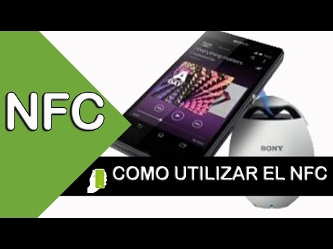 Como utilizar Tag ( Etiquetas NFC ) y para que sirven  Huawei Ascend P7