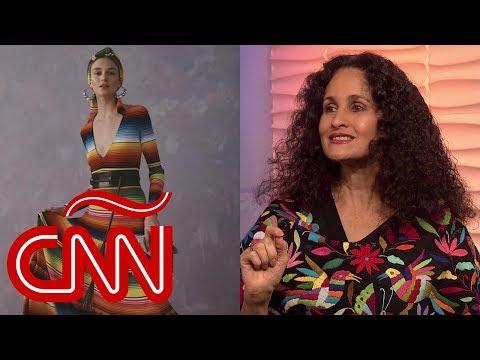"""Susana Harp a Carolina Herrera por polémica colección: """"Diseñen, no copien"""""""