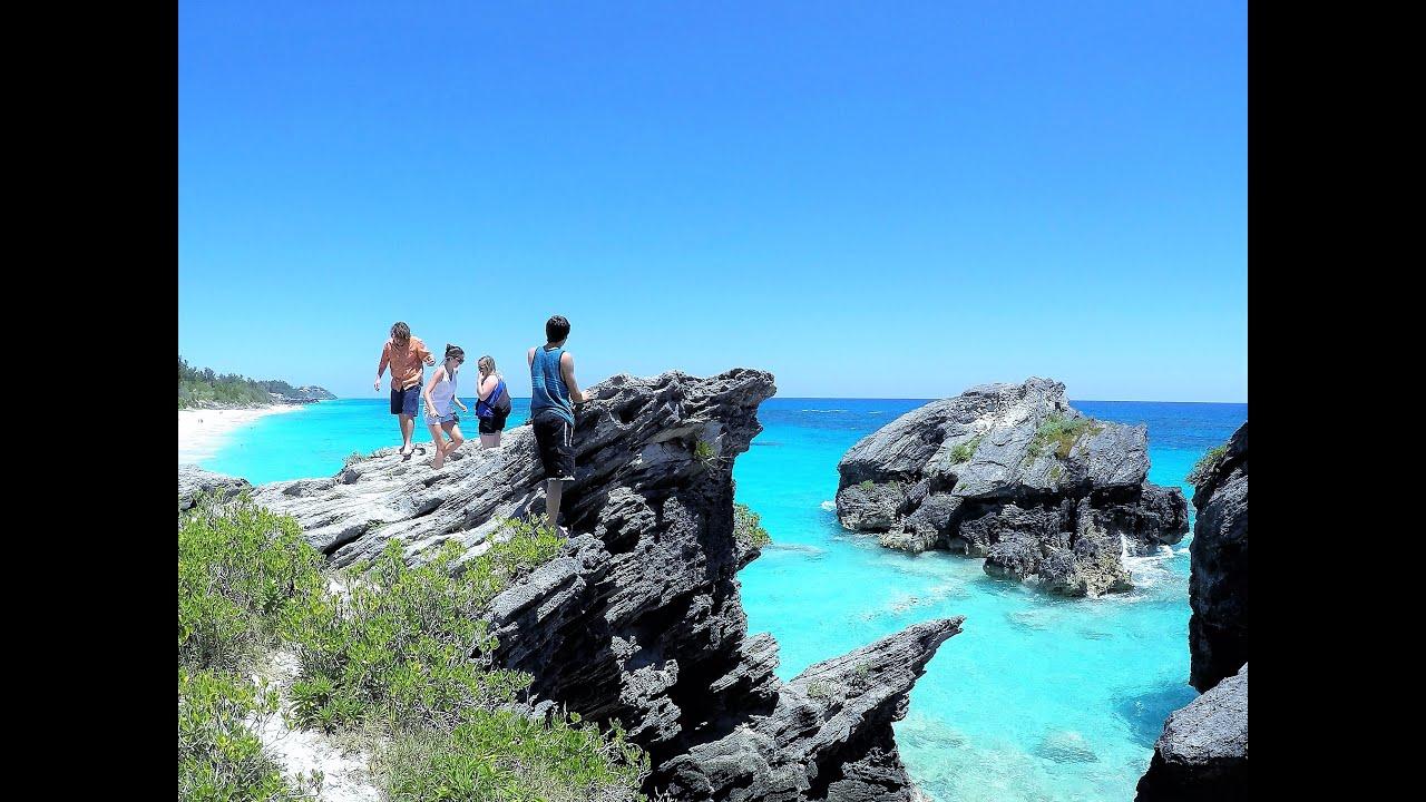 A Trip To Warwick Longbay Beach In Bermuda