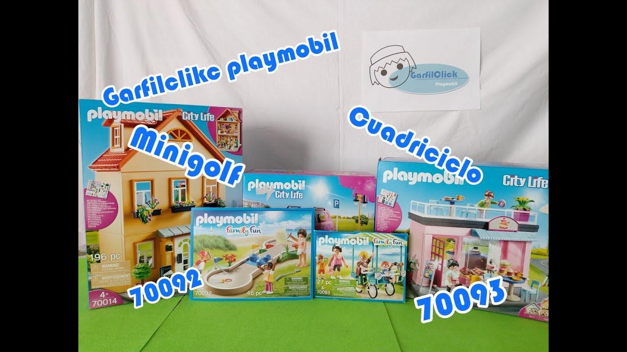 PLAYMOBIL®  70092 Minigolf