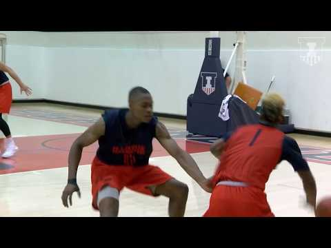 Illinois Basketball Summer Ball | 7/26/17