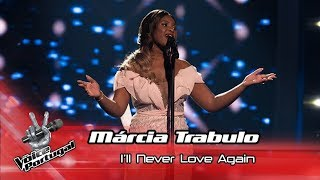 "Márcia Trabulo - ""I'll never love again"" 
