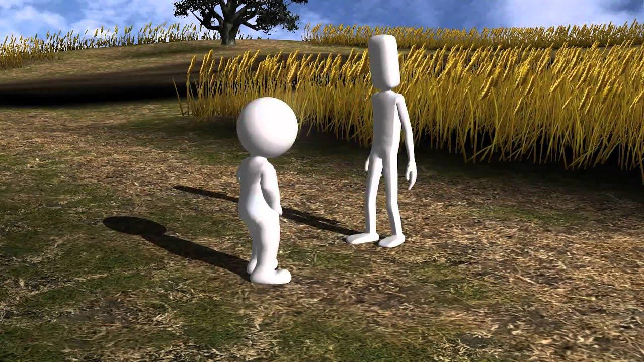 Utimatios Creation 003 3d Cartoon Animation Test Youtube