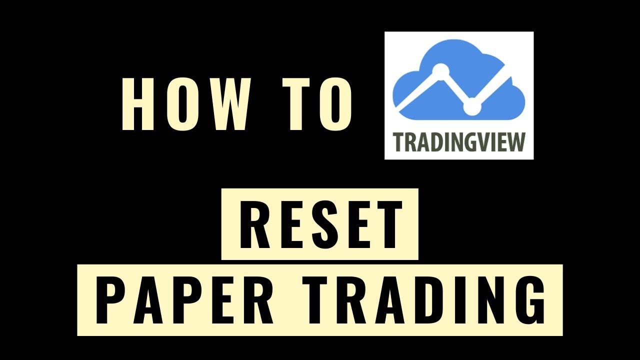 paper trading tradingview)