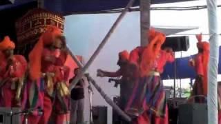 Download Hindi Video Songs - Folk Music of Maharashtra, Dhangar - Yuvraj Pujari Live at Baajaa Gaajaa 2011
