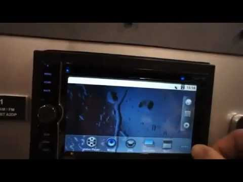 Android car stereos and rearview mirrors
