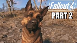 Fallout 4 Gameplay Walkthrough Part 2 - The Wasteland - Xbox One 1080P