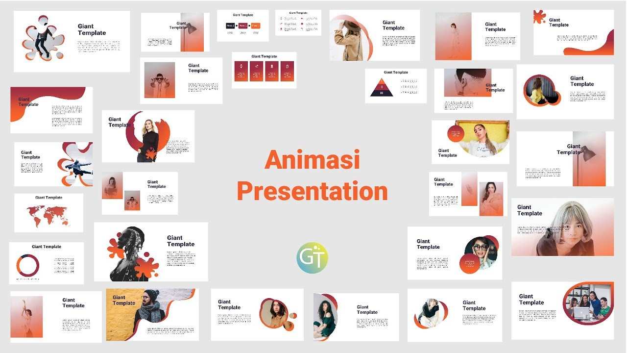 Download Template Powerpoint Animasi Free Powerpoint