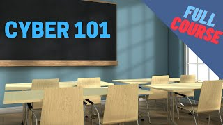 Cyber101 Syllabus - First Class In Your FREE College Course