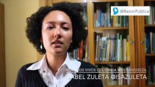 Impacto de las hidroeléctricas sobre ríos colombianos
