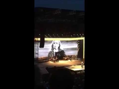 "ADELE ""Live 2016""  Arena di Verona, Italy"