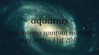 Aquarius - Spirit says you're fabulous & it's time for reward! - Spiritual Reading May 16th - 31st